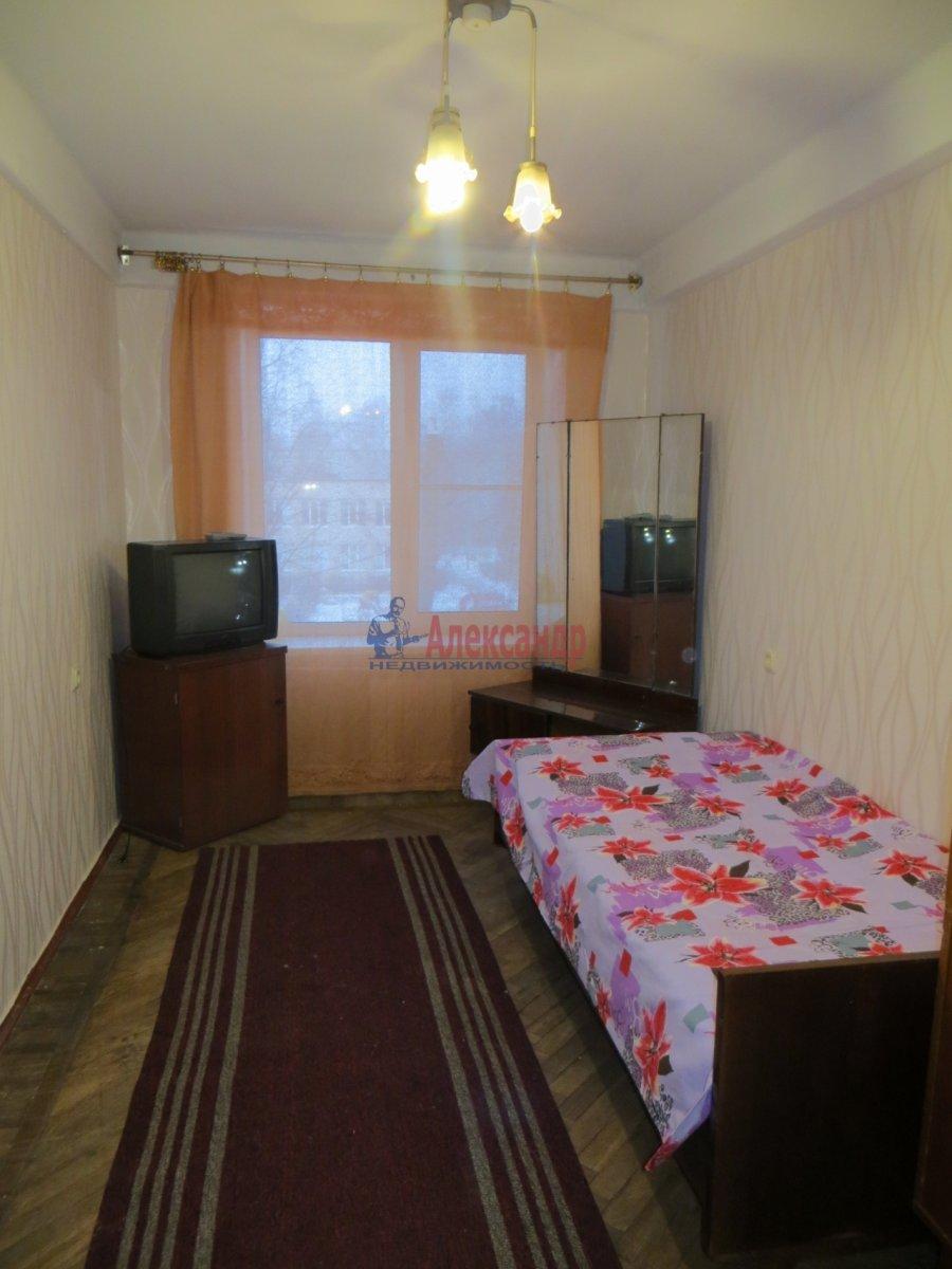 1-комнатная квартира (35м2) в аренду по адресу Есенина ул., 1— фото 8 из 9