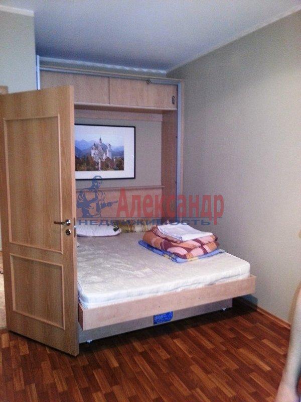 1-комнатная квартира (46м2) в аренду по адресу Варшавская ул., 23— фото 3 из 4