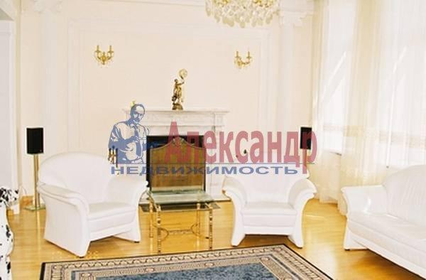 3-комнатная квартира (170м2) в аренду по адресу Просвещения пр., 14— фото 4 из 5