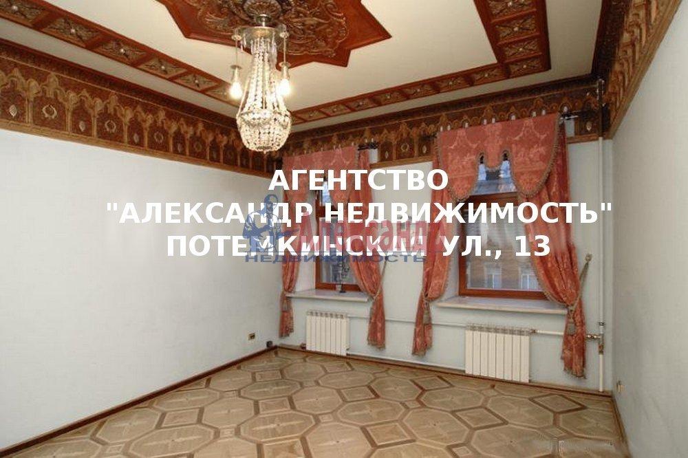 4-комнатная квартира (170м2) в аренду по адресу Большая Конюшенная ул., 13— фото 8 из 10