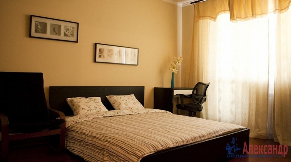 2-комнатная квартира (65м2) в аренду по адресу Кременчугская ул., 9— фото 2 из 3