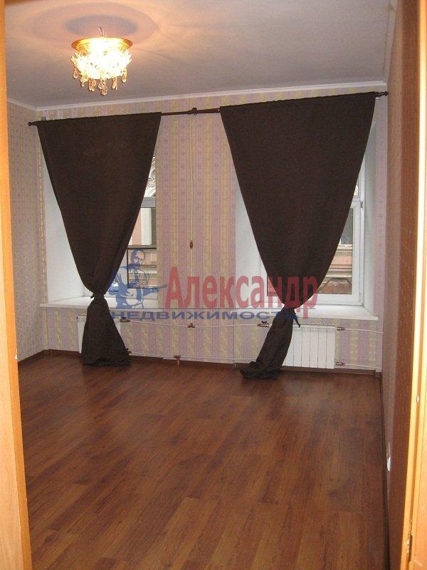 4-комнатная квартира (102м2) в аренду по адресу Введенская ул., 18— фото 5 из 11
