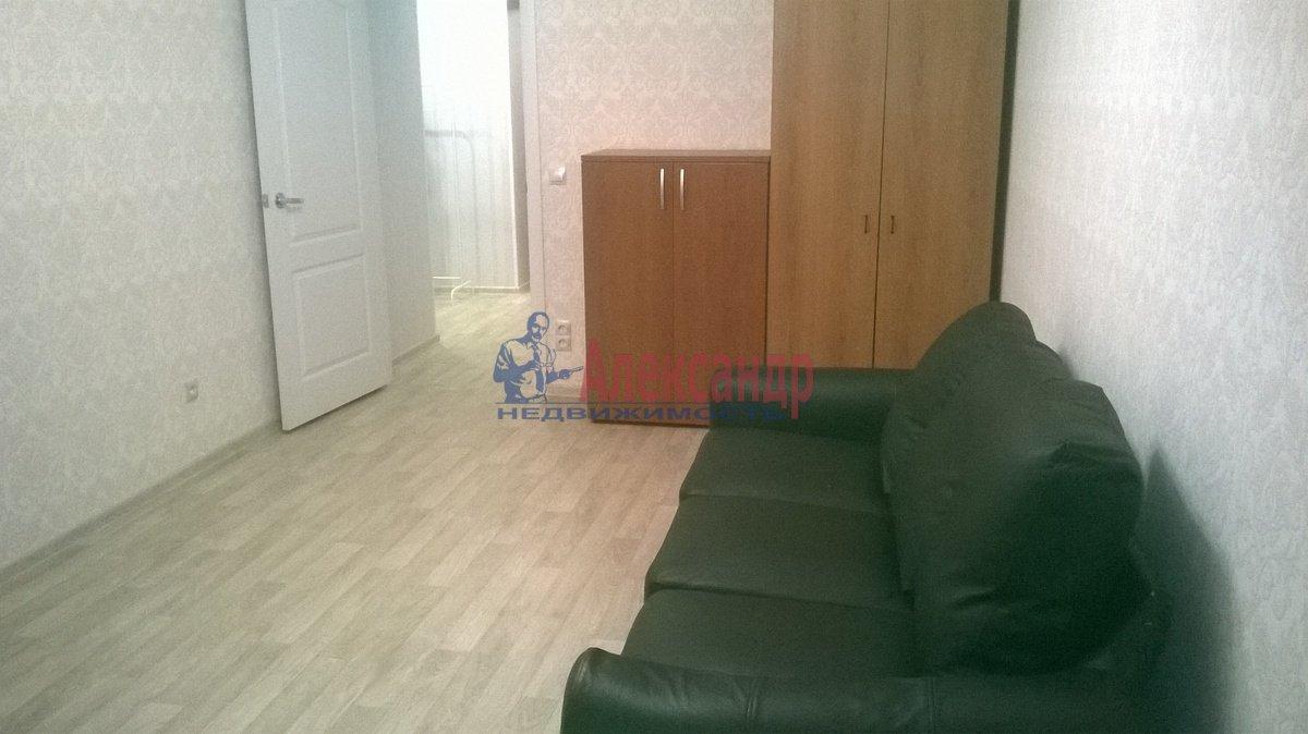 1-комнатная квартира (45м2) в аренду по адресу Выборгское шос., 15— фото 2 из 7