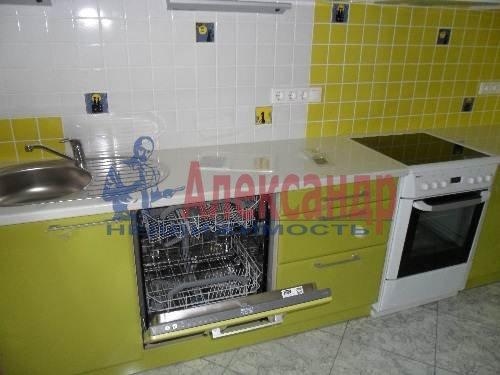 1-комнатная квартира (53м2) в аренду по адресу Гражданский пр., 113— фото 8 из 8