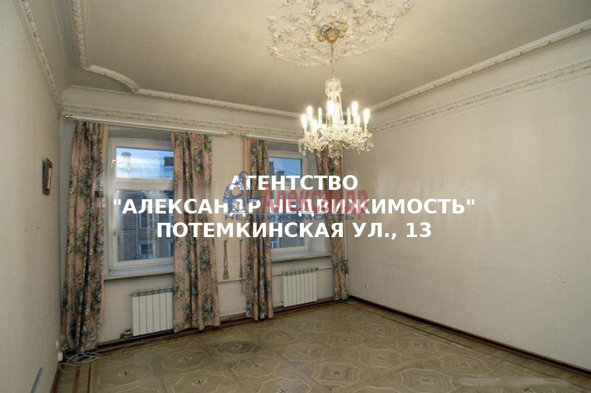 4-комнатная квартира (170м2) в аренду по адресу Большая Конюшенная ул., 13— фото 9 из 10
