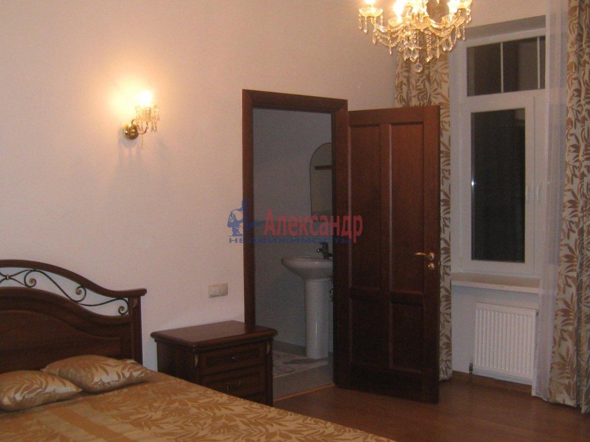 3-комнатная квартира (130м2) в аренду по адресу Парадная ул.— фото 2 из 5