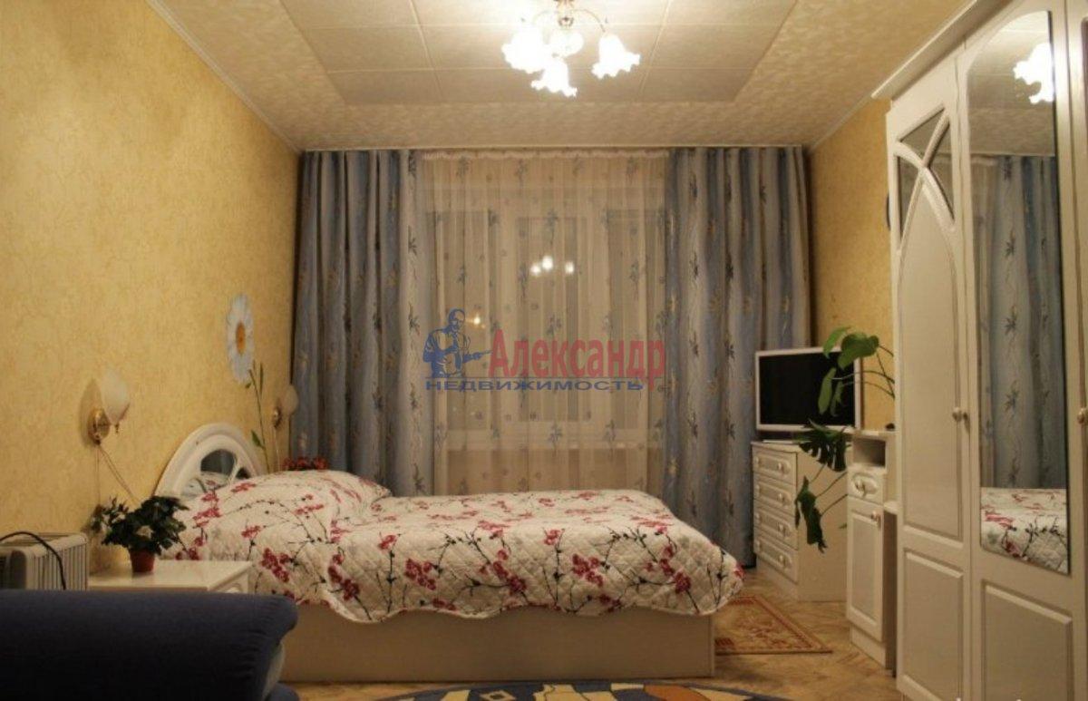 1-комнатная квартира (40м2) в аренду по адресу Торжковская ул., 12— фото 2 из 3