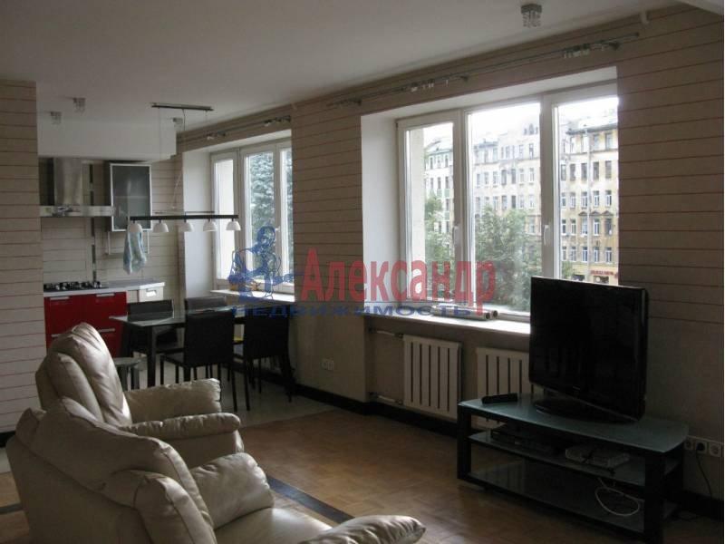 1-комнатная квартира (50м2) в аренду по адресу Ординарная ул., 21— фото 4 из 12