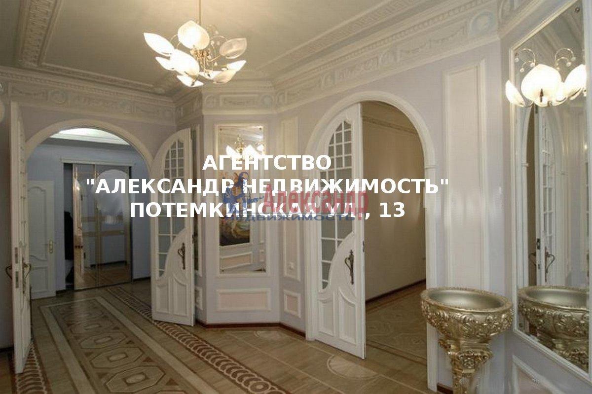 4-комнатная квартира (170м2) в аренду по адресу Большая Конюшенная ул., 13— фото 2 из 10