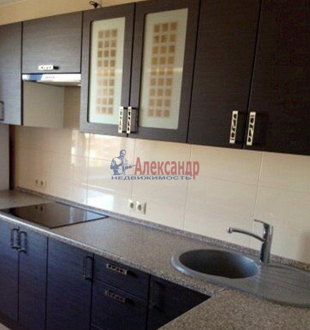 1-комнатная квартира (40м2) в аренду по адресу Русановская ул., 9— фото 2 из 2