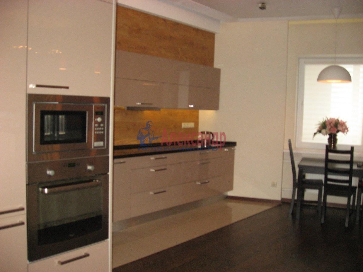 3-комнатная квартира (106м2) в аренду по адресу 5 Предпортовый пр-д, 1— фото 1 из 13