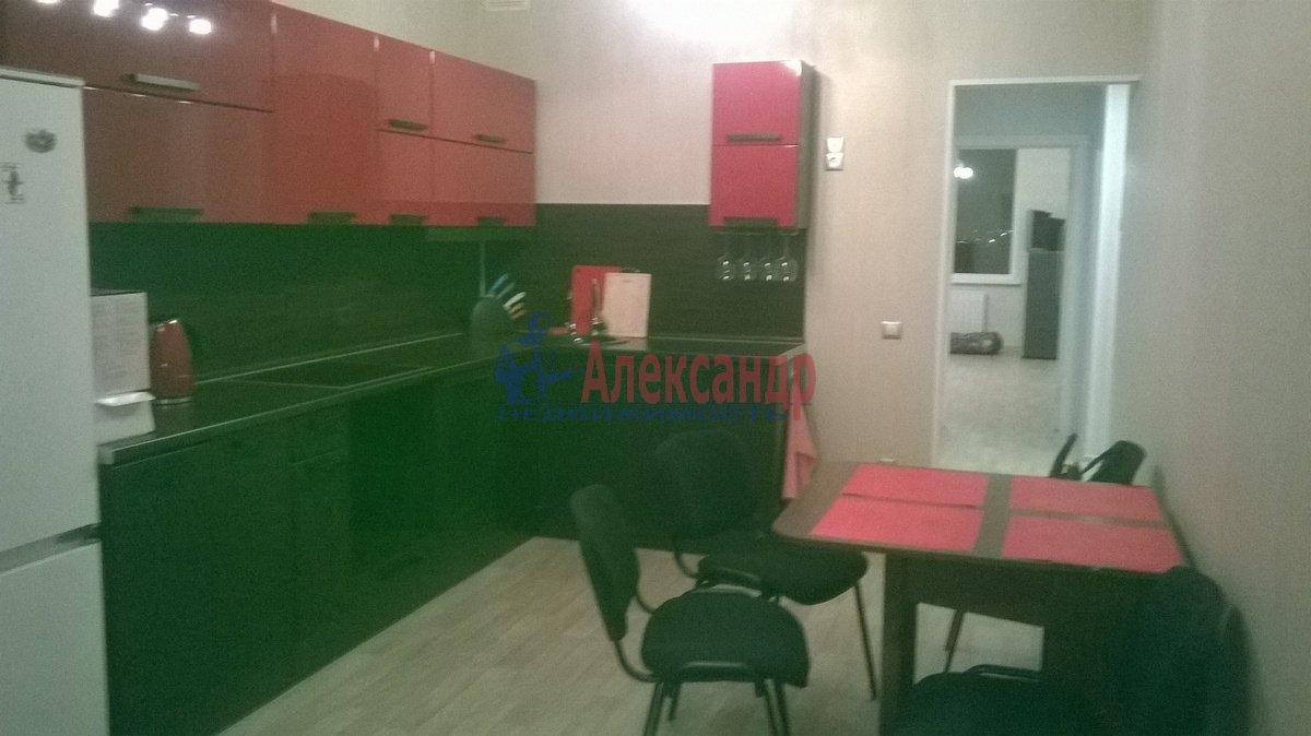 1-комнатная квартира (45м2) в аренду по адресу Выборгское шос., 15— фото 1 из 7