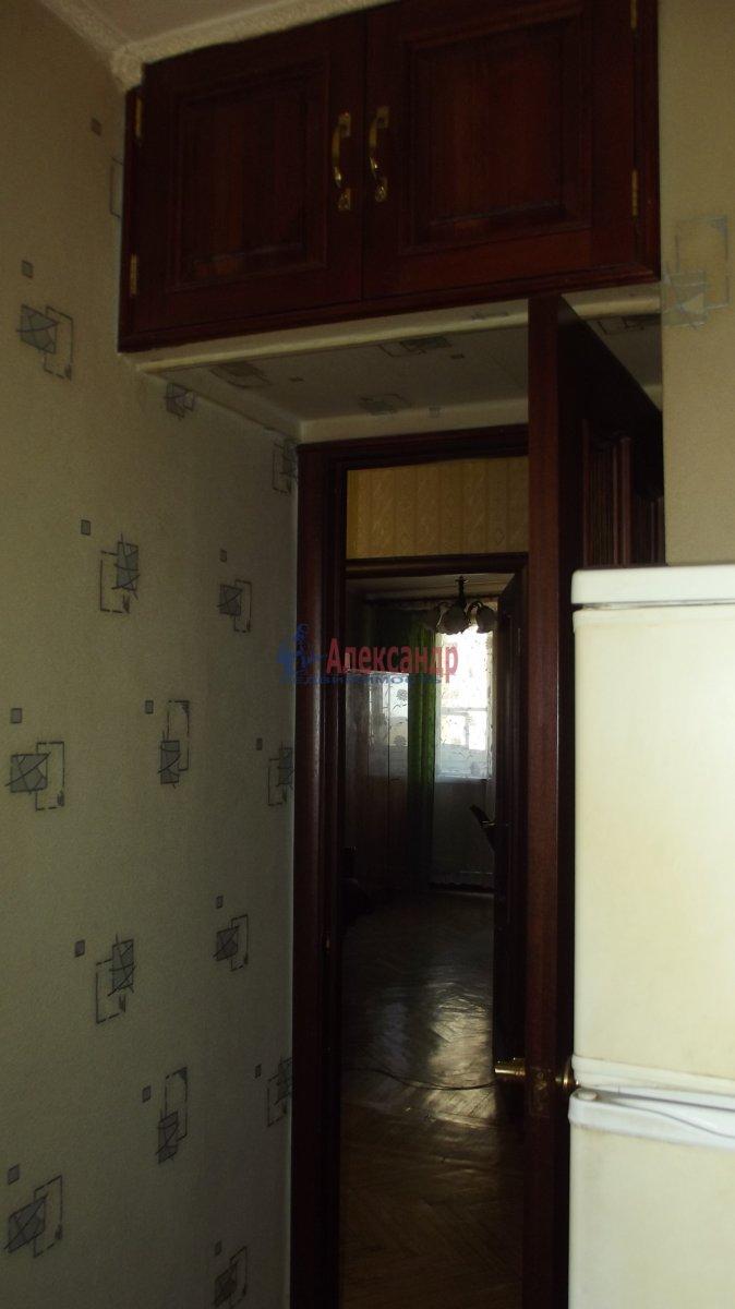 1-комнатная квартира (35м2) в аренду по адресу Боровая ул., 40— фото 3 из 4