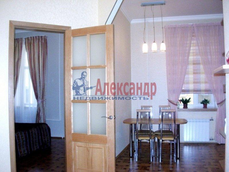 1-комнатная квартира (35м2) в аренду по адресу Шпалерная ул., 60— фото 3 из 4