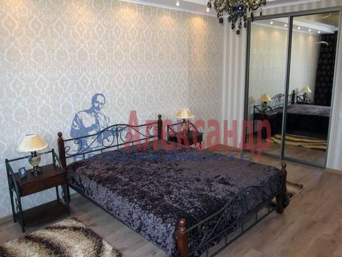 1-комнатная квартира (44м2) в аренду по адресу Дачный пр., 17— фото 1 из 8