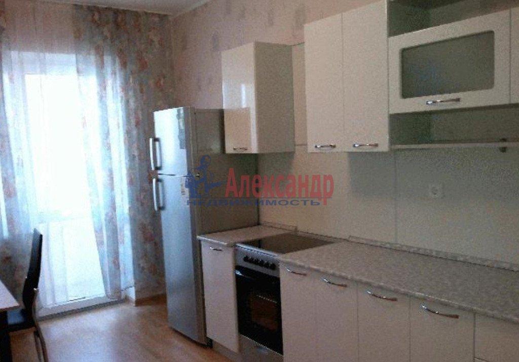 1-комнатная квартира (37м2) в аренду по адресу Туристская ул., 11— фото 1 из 3