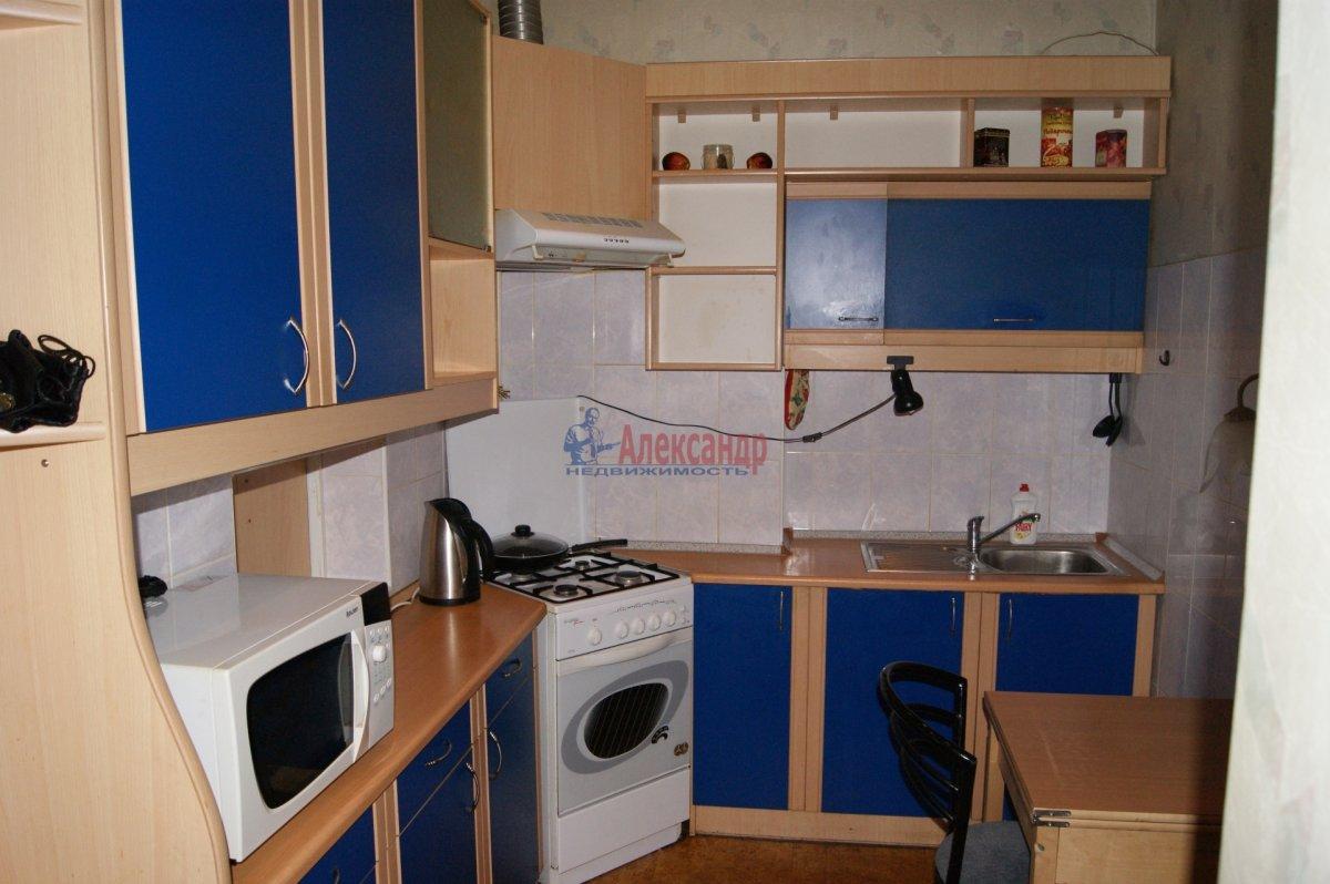 1-комнатная квартира (35м2) в аренду по адресу Большая Зеленина ул., 1— фото 1 из 4