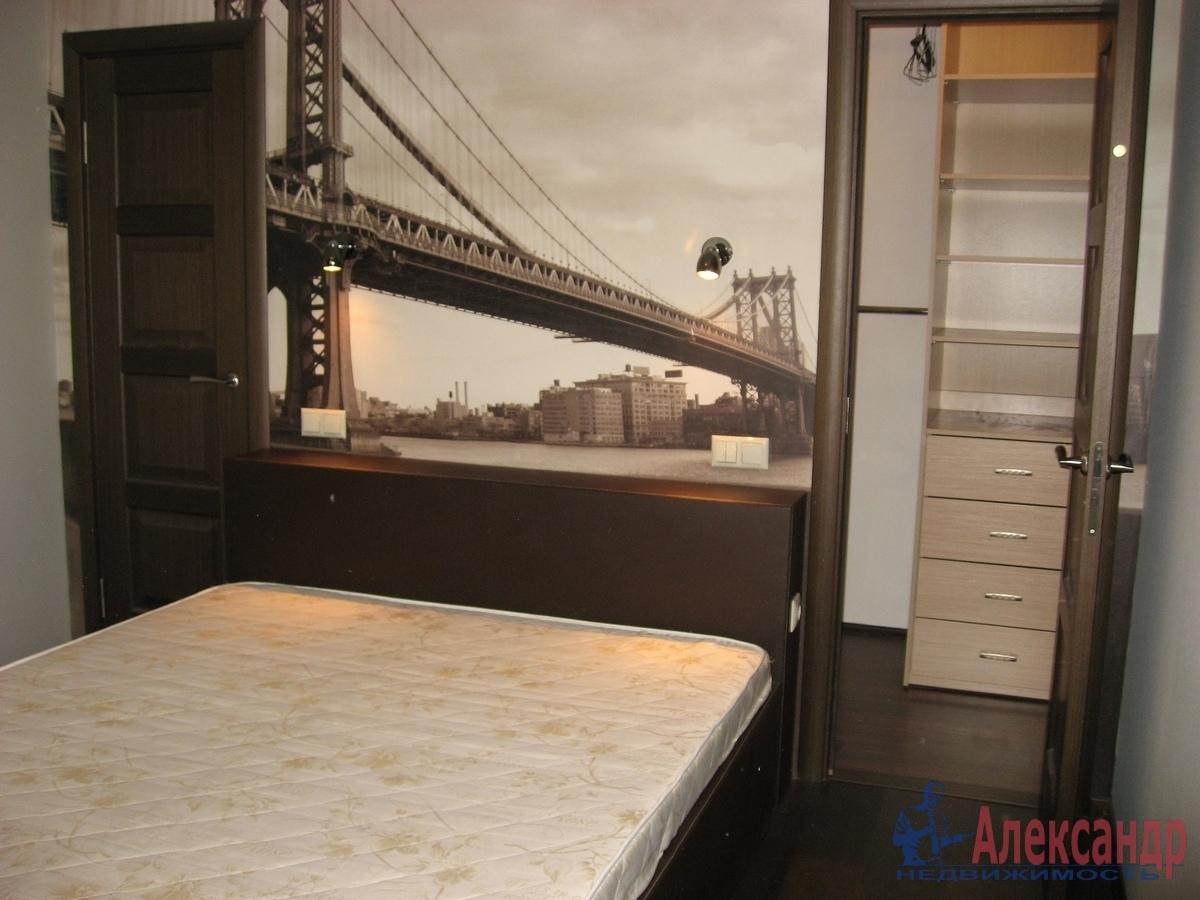 3-комнатная квартира (106м2) в аренду по адресу 5 Предпортовый пр-д, 1— фото 2 из 13