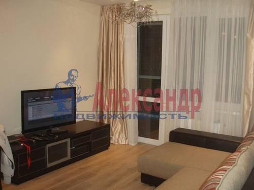 2-комнатная квартира (61м2) в аренду по адресу Выборгское шос., 17— фото 3 из 5