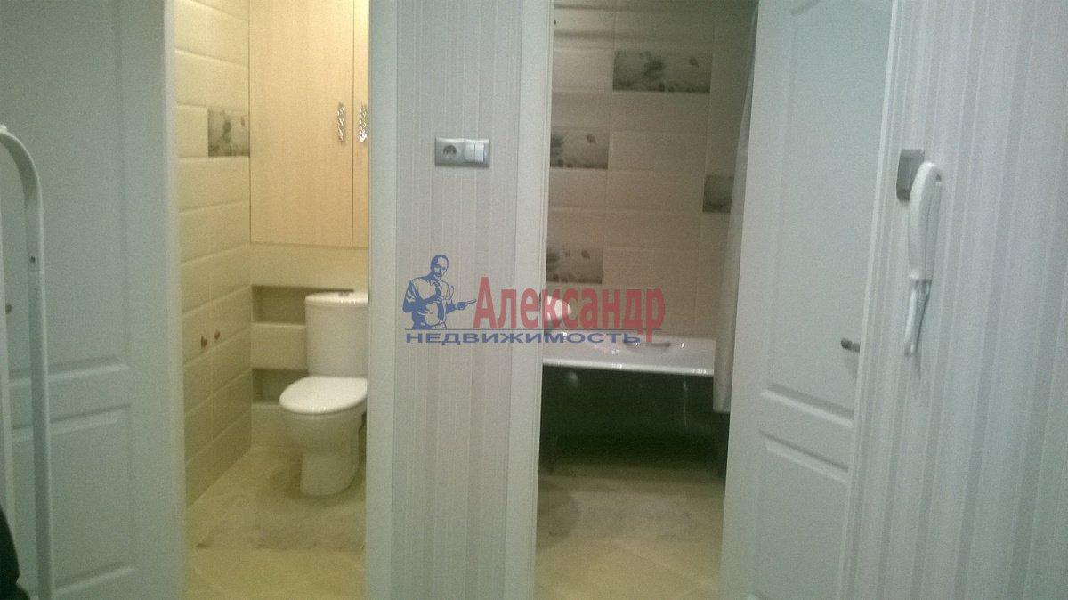 1-комнатная квартира (45м2) в аренду по адресу Выборгское шос., 15— фото 5 из 7