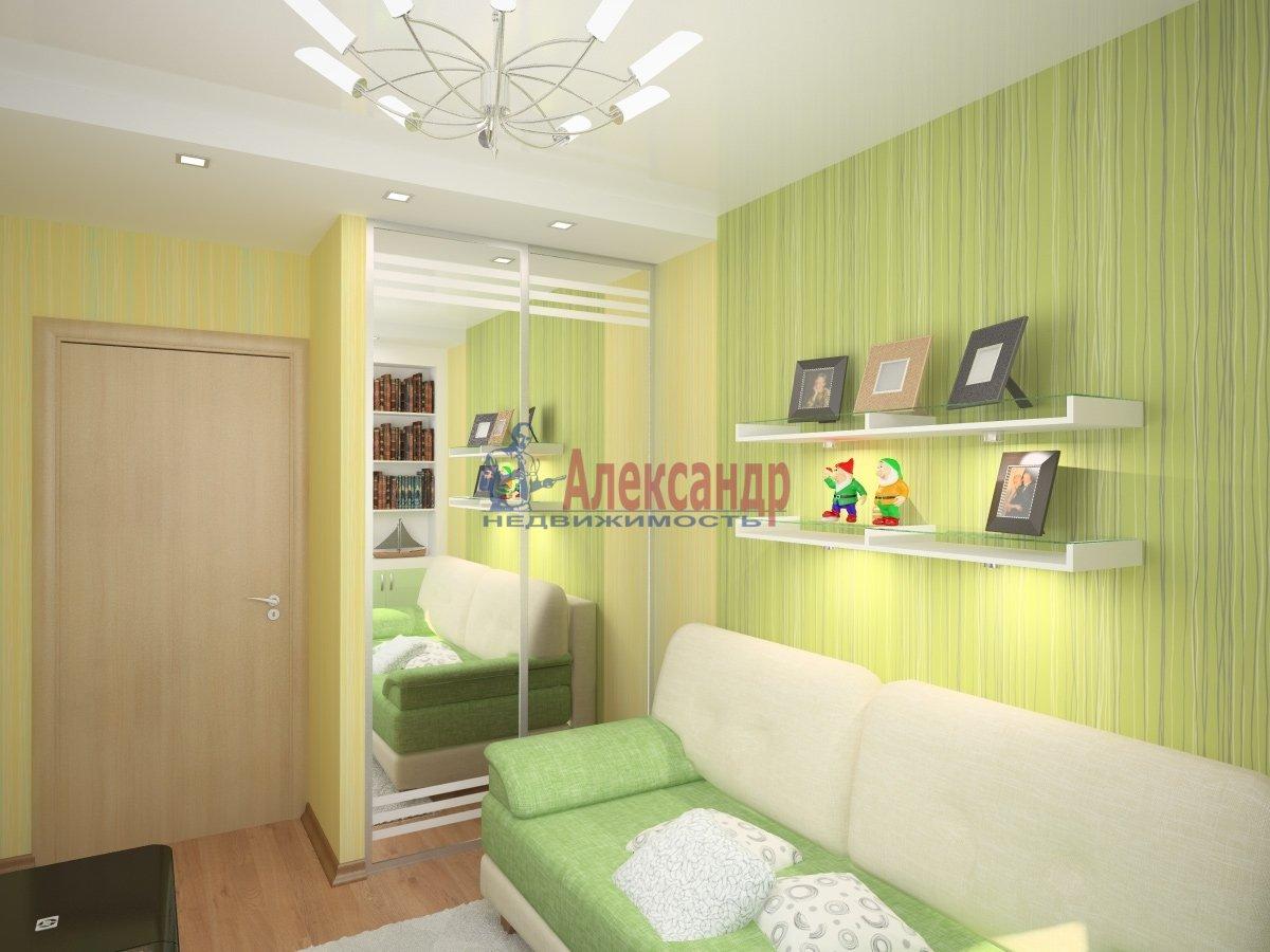 2-комнатная квартира (63м2) в аренду по адресу Канала Грибоедова наб., 12— фото 1 из 5