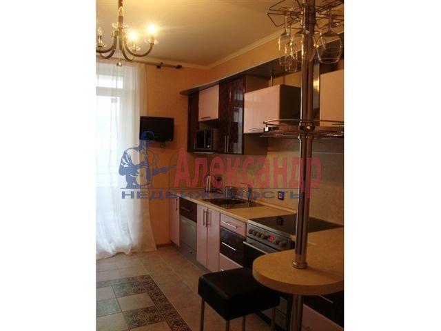 1-комнатная квартира (45м2) в аренду по адресу Галерный прд., 5— фото 1 из 1