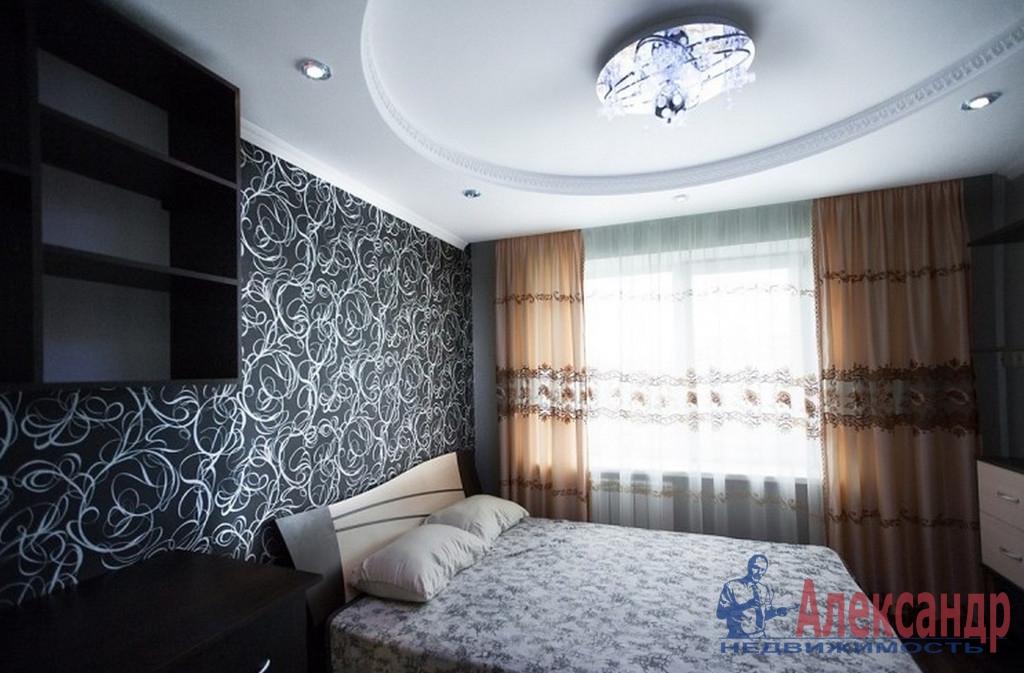 3-комнатная квартира (90м2) в аренду по адресу Малая Каштановая алл., 9— фото 2 из 3