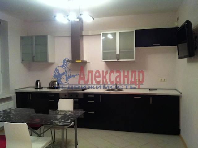 1-комнатная квартира (43м2) в аренду по адресу Энтузиастов пр., 38— фото 1 из 4