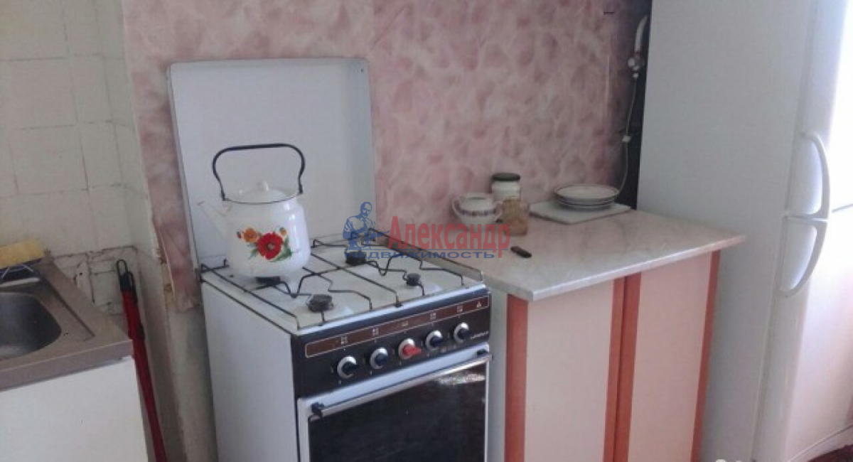 1-комнатная квартира (35м2) в аренду по адресу Дыбенко ул., 38— фото 2 из 6