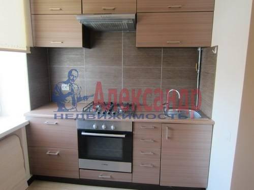 1-комнатная квартира (38м2) в аренду по адресу Гражданский пр., 75— фото 1 из 4