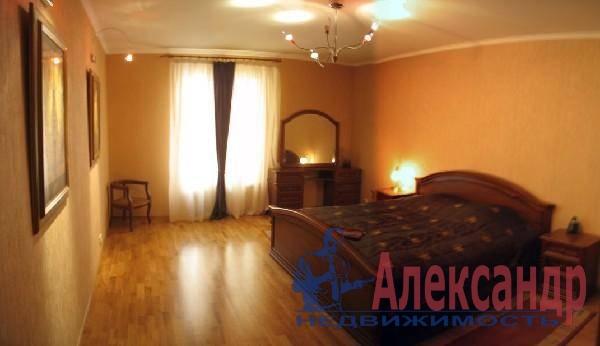 3-комнатная квартира (103м2) в аренду по адресу Малая Садовая ул., 3/54— фото 2 из 3