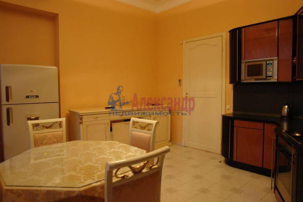 4-комнатная квартира (182м2) в аренду по адресу Галерная ул., 19— фото 5 из 14