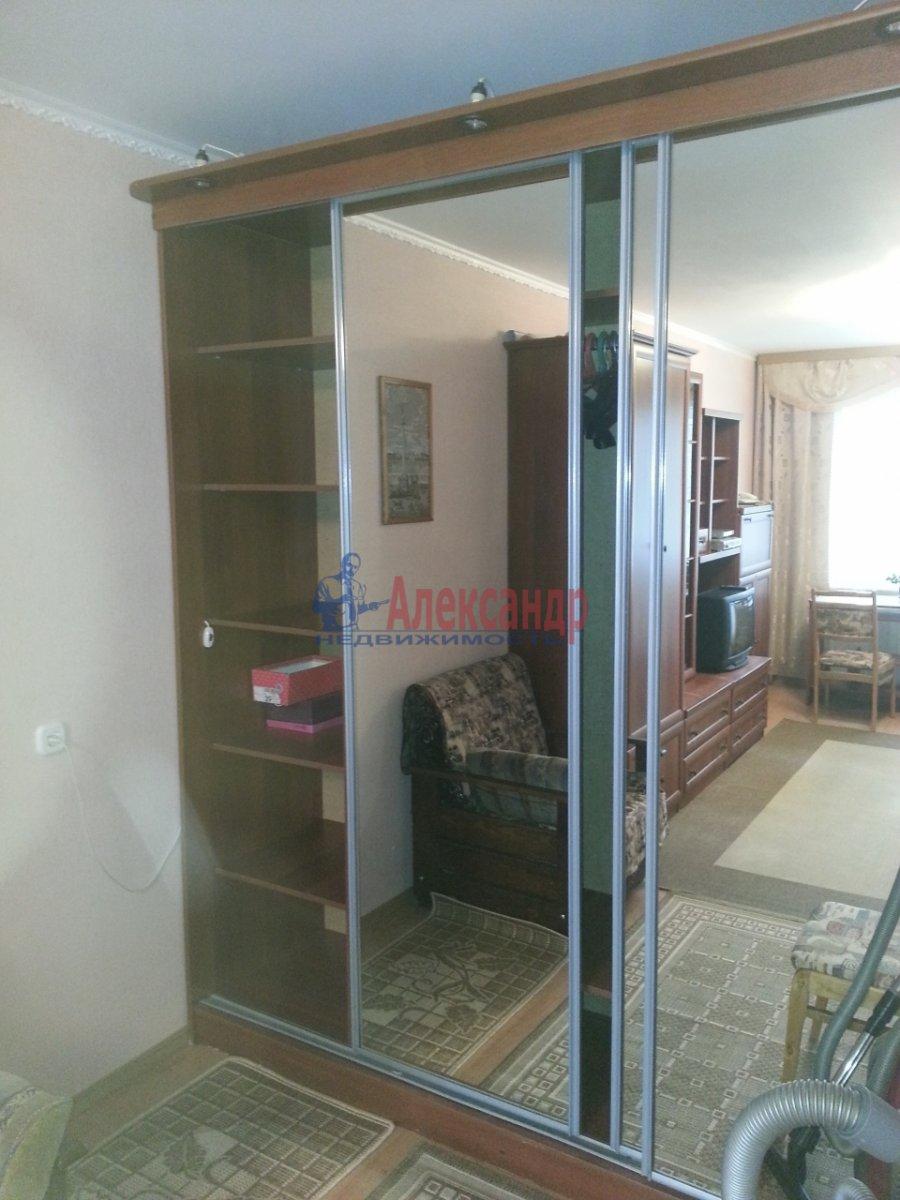 1-комнатная квартира (41м2) в аренду по адресу Авиаконструкторов пр., 34— фото 19 из 24