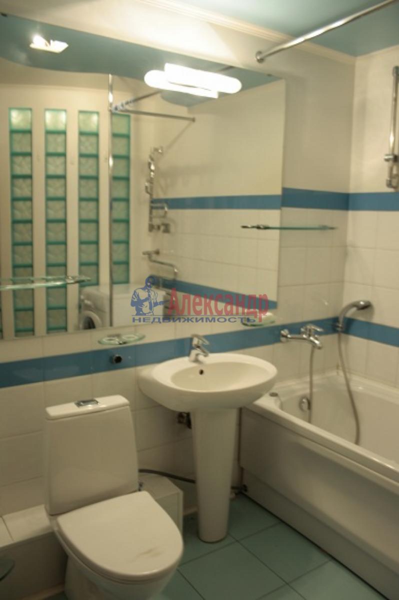 3-комнатная квартира (105м2) в аренду по адресу Невский пр., 117— фото 2 из 20