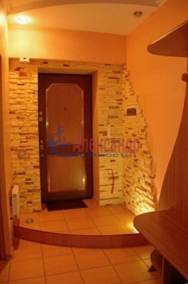 1-комнатная квартира (40м2) в аренду по адресу Комендантский пр., 17— фото 3 из 6