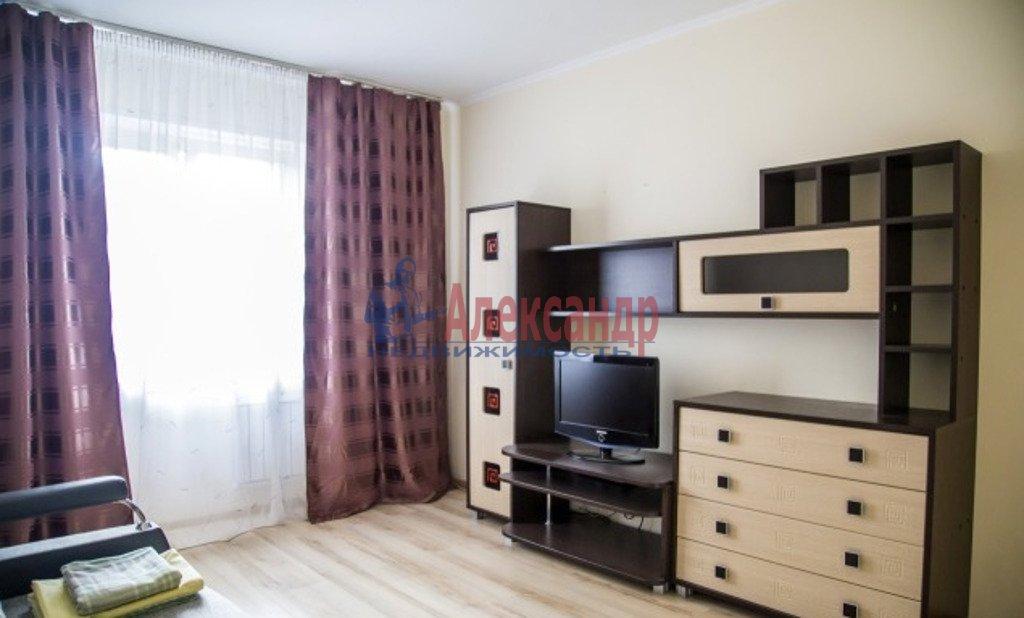 1-комнатная квартира (42м2) в аренду по адресу Оптиков ул., 45— фото 2 из 3