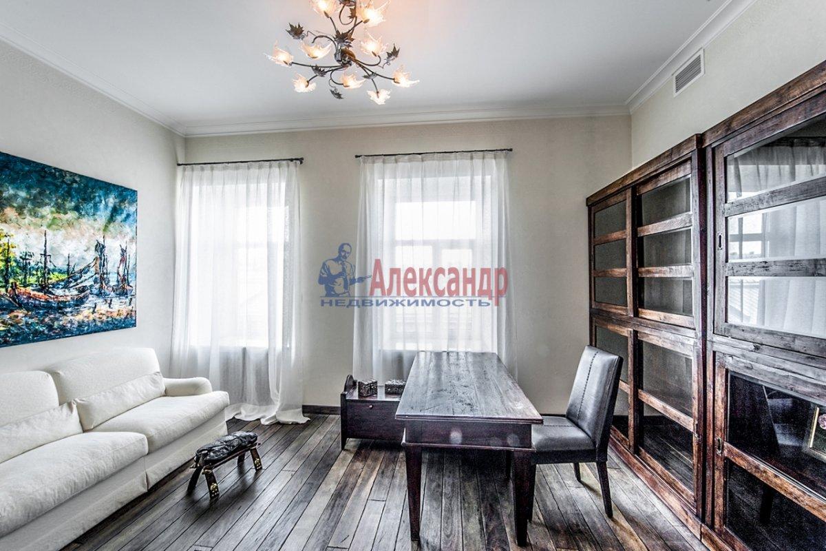 3-комнатная квартира (185м2) в аренду по адресу Якубовича ул., 2— фото 13 из 13