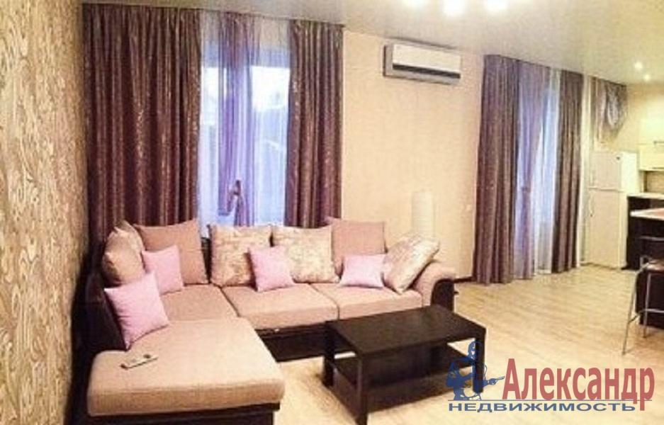 2-комнатная квартира (68м2) в аренду по адресу Энгельса пр., 93— фото 3 из 4