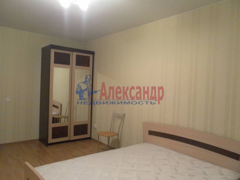 1-комнатная квартира (38м2) в аренду по адресу 2 Муринский пр., 51— фото 1 из 6