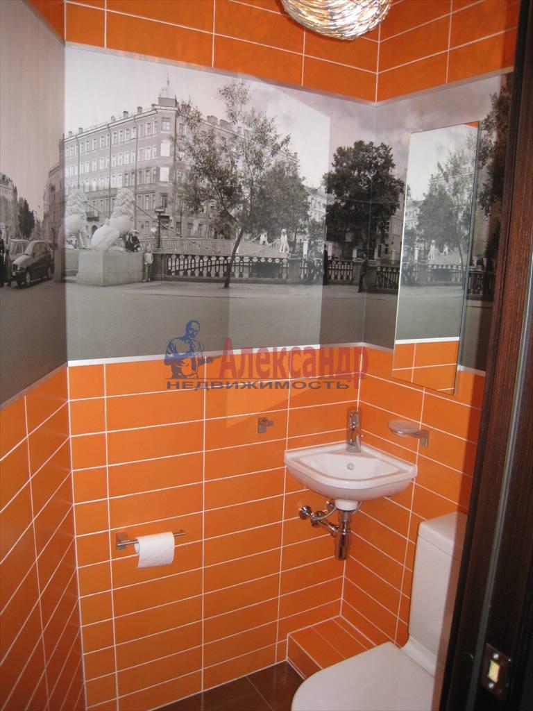 2-комнатная квартира (54м2) в аренду по адресу Московский просп., 145— фото 5 из 5
