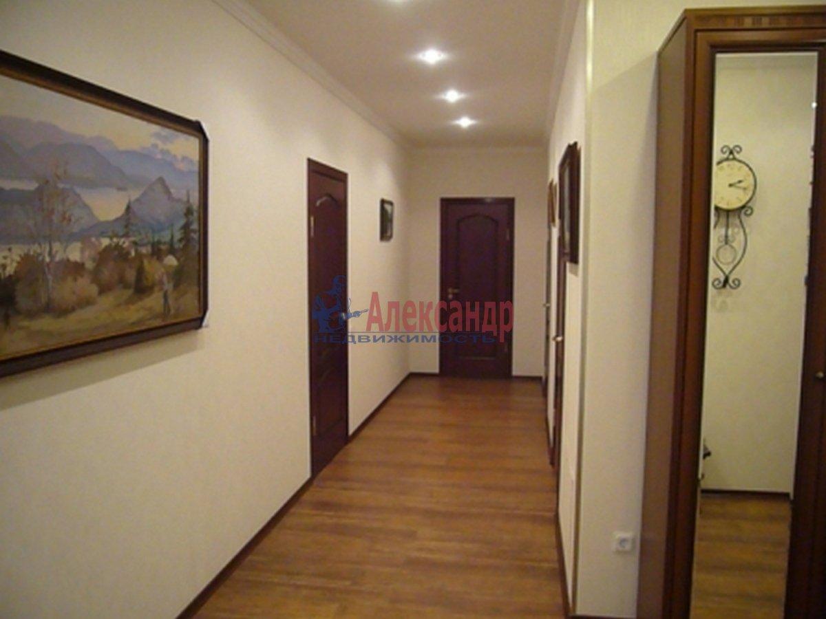 2-комнатная квартира (86м2) в аренду по адресу Тореза пр.— фото 6 из 7