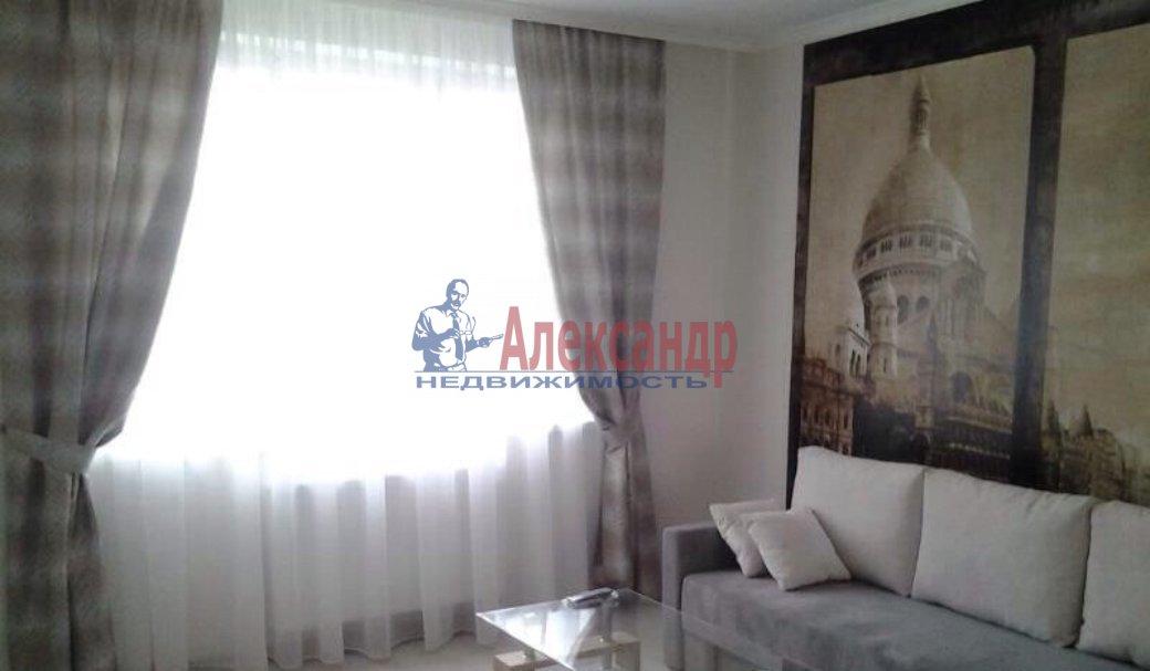 1-комнатная квартира (55м2) в аренду по адресу Варшавская ул., 23— фото 3 из 4