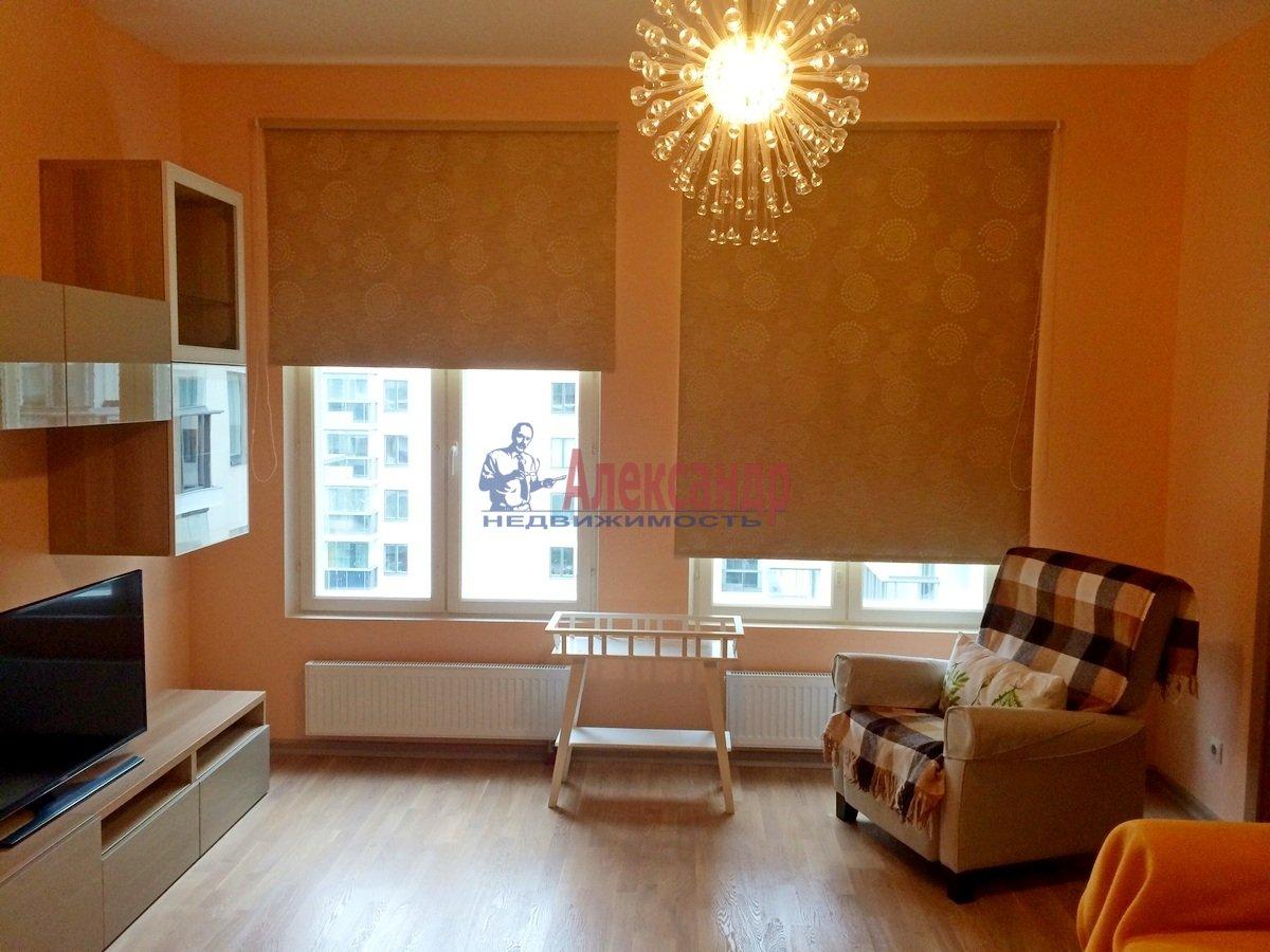 2-комнатная квартира (102м2) в аренду по адресу Обводного канала наб., 108— фото 1 из 8
