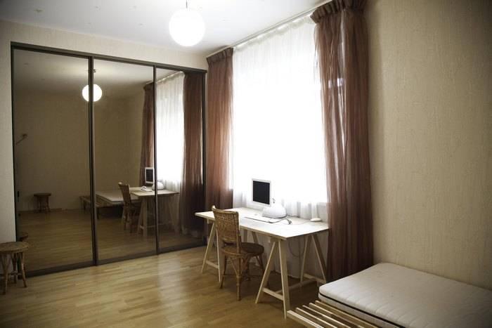 2-комнатная квартира (84м2) в аренду по адресу Пушкин г., Песочная ул., 2— фото 9 из 13