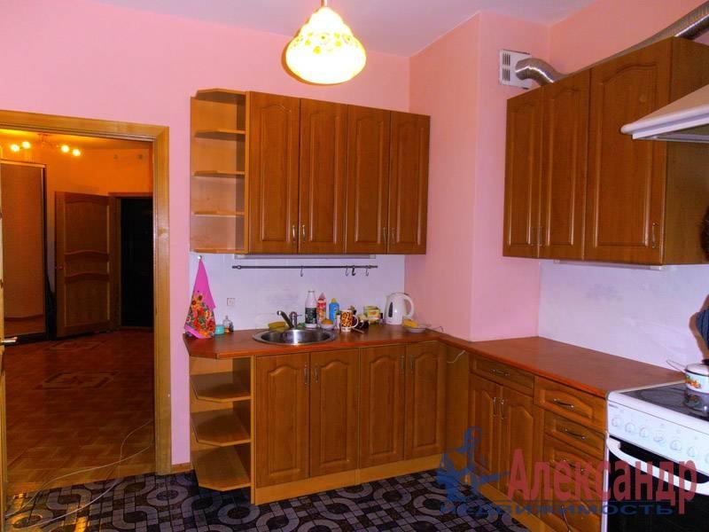 2-комнатная квартира (75м2) в аренду по адресу Энгельса пр., 93— фото 4 из 6