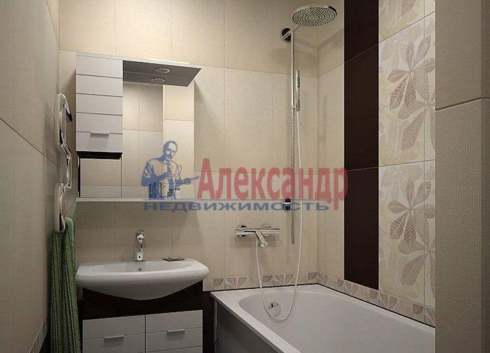 1-комнатная квартира (40м2) в аренду по адресу Шуваловский пр., 90— фото 4 из 5