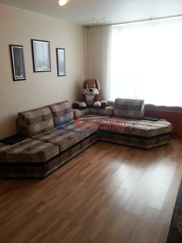 1-комнатная квартира (41м2) в аренду по адресу Малая Балканская ул., 26— фото 3 из 5
