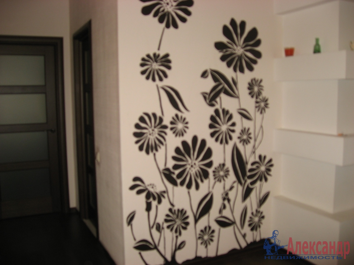 3-комнатная квартира (106м2) в аренду по адресу 5 Предпортовый пр-д, 1— фото 7 из 13