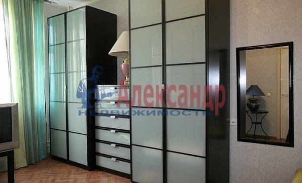 1-комнатная квартира (40м2) в аренду по адресу Шуваловский пр., 90— фото 1 из 5