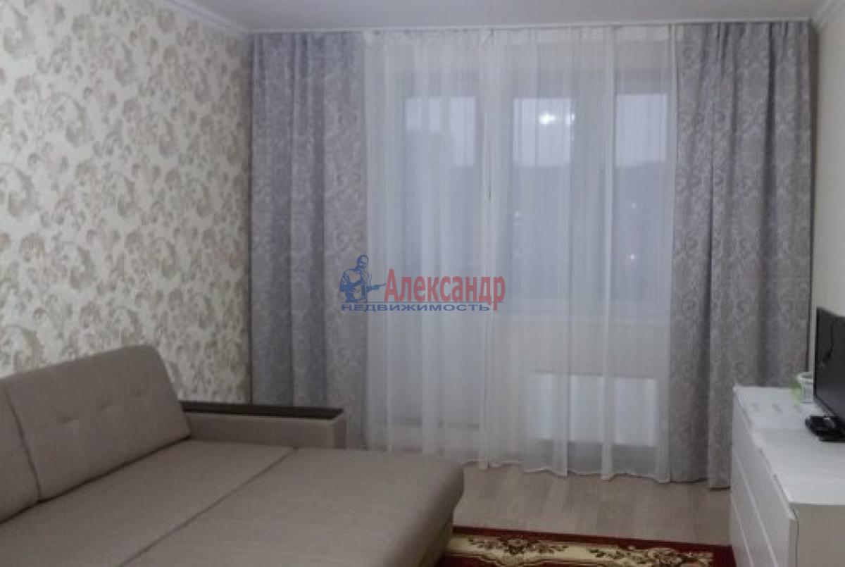 1-комнатная квартира (34м2) в аренду по адресу Купчинская ул., 17— фото 1 из 3